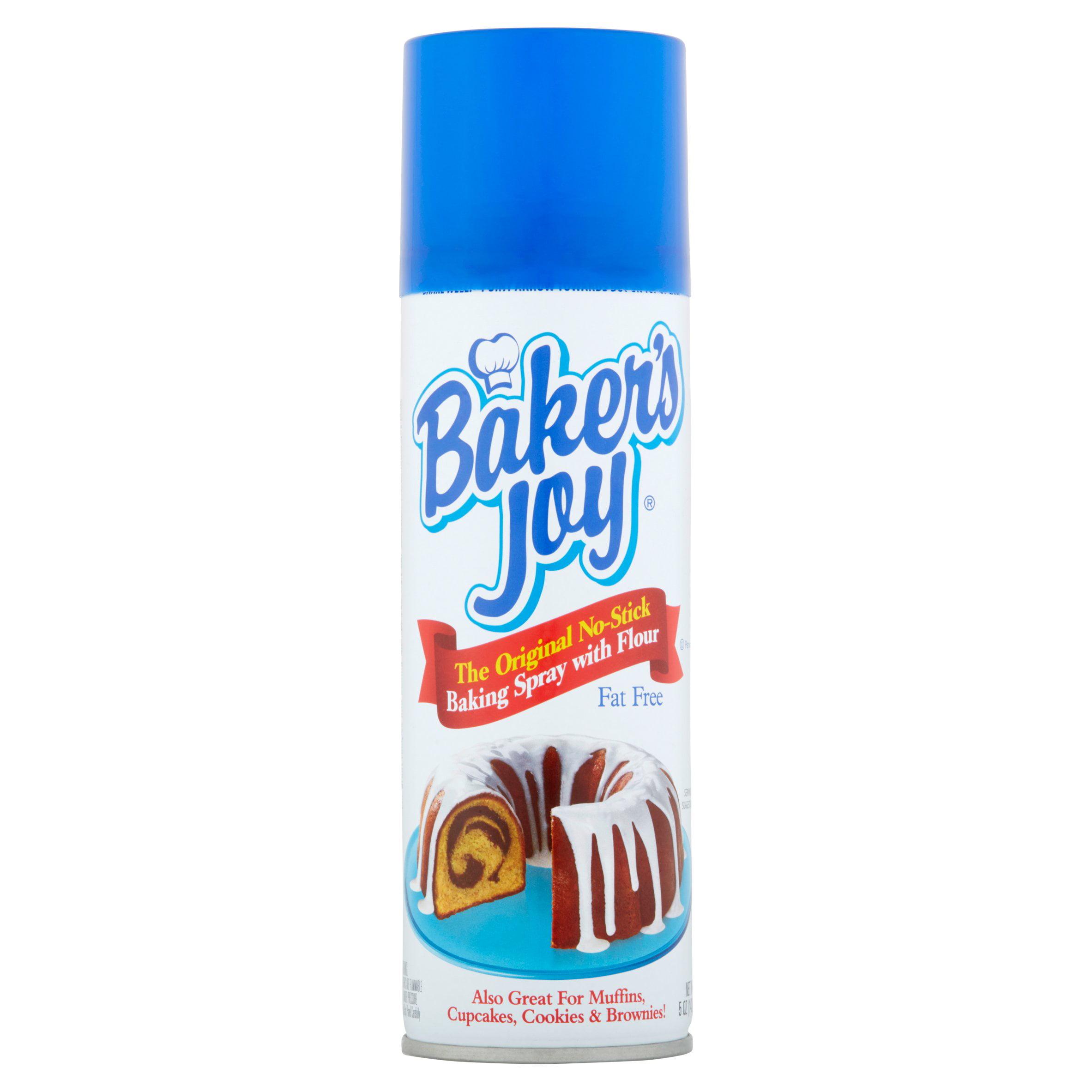 Bakers Joy The Original No Stick Baking Spray With Flour 5 Oz
