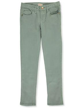 Cookie's Girls' Skinny Stretch Twill Jeans (Little Girls)