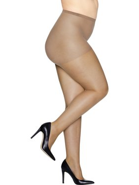 Just my size regular pantyhose, 2-pack