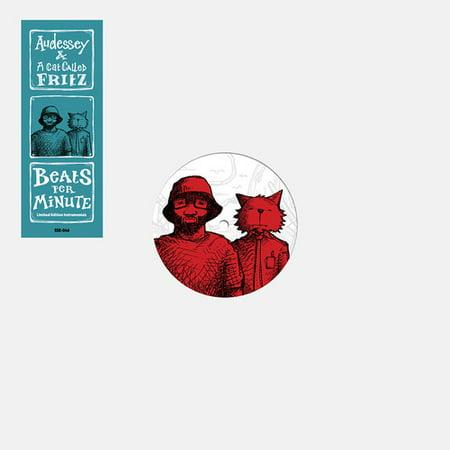 Beats Per Minute Instrumentals (Vinyl) - Halloween Beats Instrumental