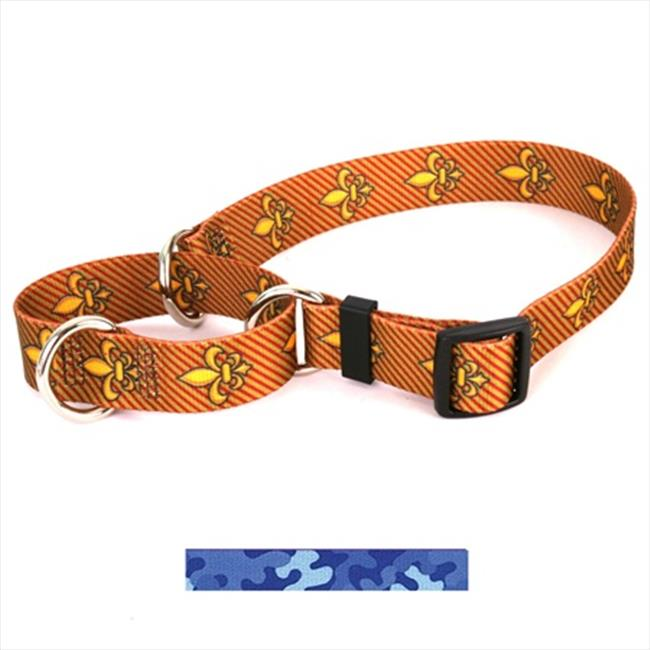 Yellow Dog Design Camo Martingale Collar - Small