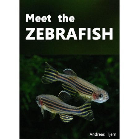Meet the Zebrafish. A Short Guide to Keeping, Breeding and Understanding the Zebrafish (Danio rerio) in Your Home Aquarium -