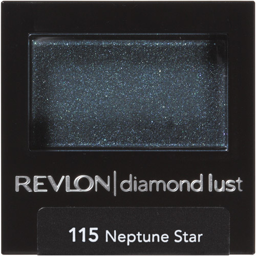 Revlon Luxurious Color Diamond Lust Eye Shadow, 115 Neptune Star, 0.028 oz