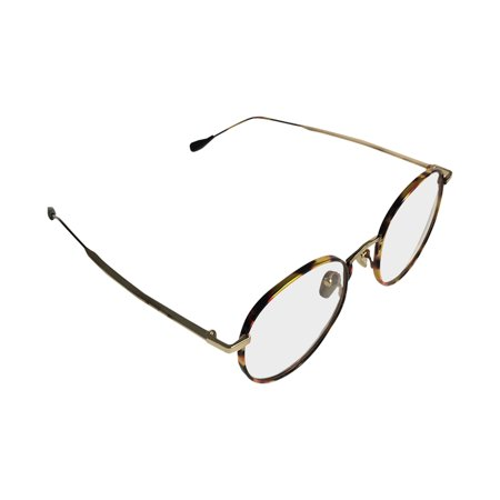 Professor Round Tortoise Frame Glasses Indiana Jones Costume Teacher Movie Nerd