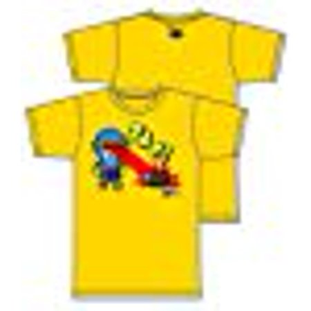 Tokidoki X Marvel X-men Cyclops Gold T-shirt (s) - Cyclops X Men Mask