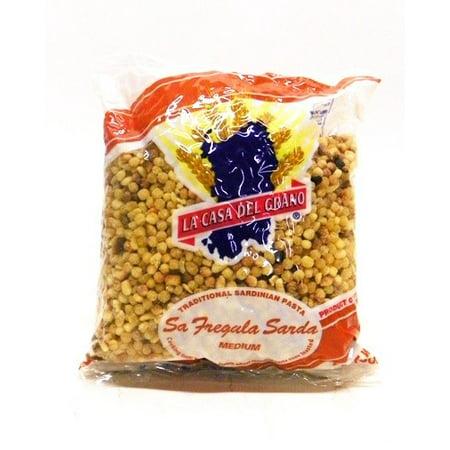 La casa del grano sa fregula sarda 1 1 lb for Casa del granaio cracker