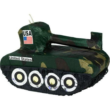 Tank Pinata](World Of Pinatas)