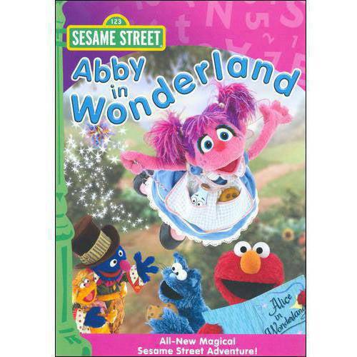 Sesame Street: Abby In Wonderland (Full Frame)