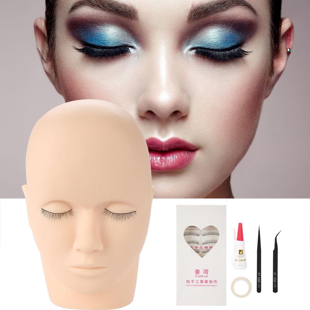 Walfront Mannequin Training Flat Head