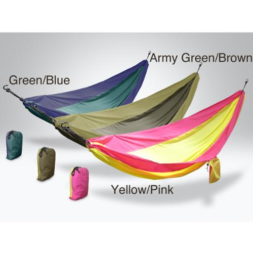 Core4.co Portable Parachute Nylon Silk Hammock by Overstock