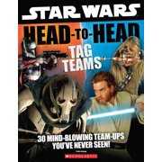 Star Wars: Star Wars: Head to Head Tag Teams (Paperback)