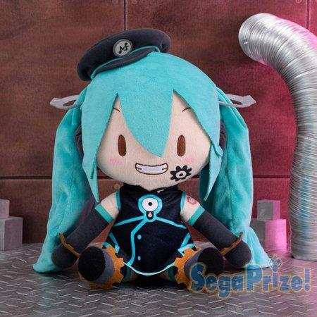 01-20366 Hatsune Miku Project DIVA Arcade Future Tone  Mega Jumbo Plush - Selfish Factory Manager](Miku Plus Halloween)