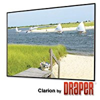 Draper M2500 Clarion Fixed Frame Screen - 150'' diagonal NTSC Format