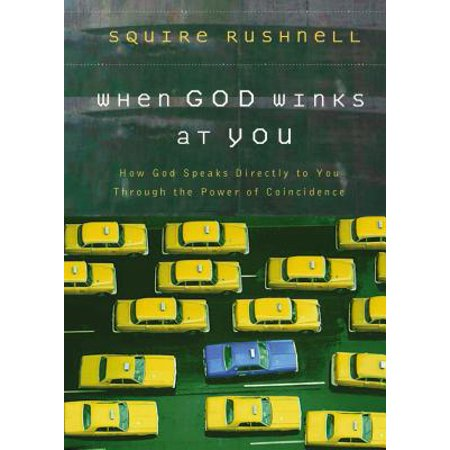 When God Winks at You : How God Speaks Directly to You Through the Power of (Did We Invent God Through The Wormhole)