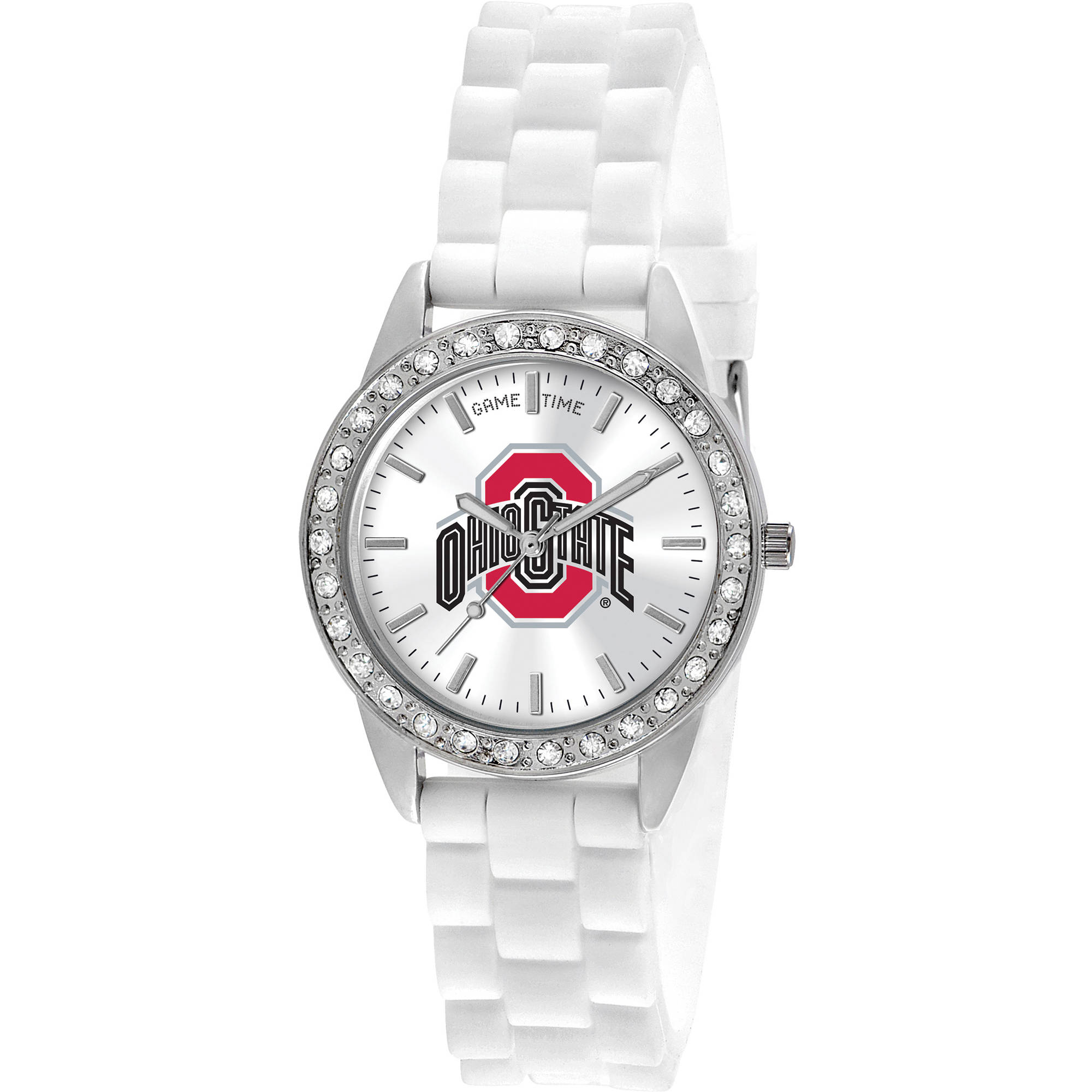 Game Time NCAA Women's Ohio State Buckeyes Frost Series Watch