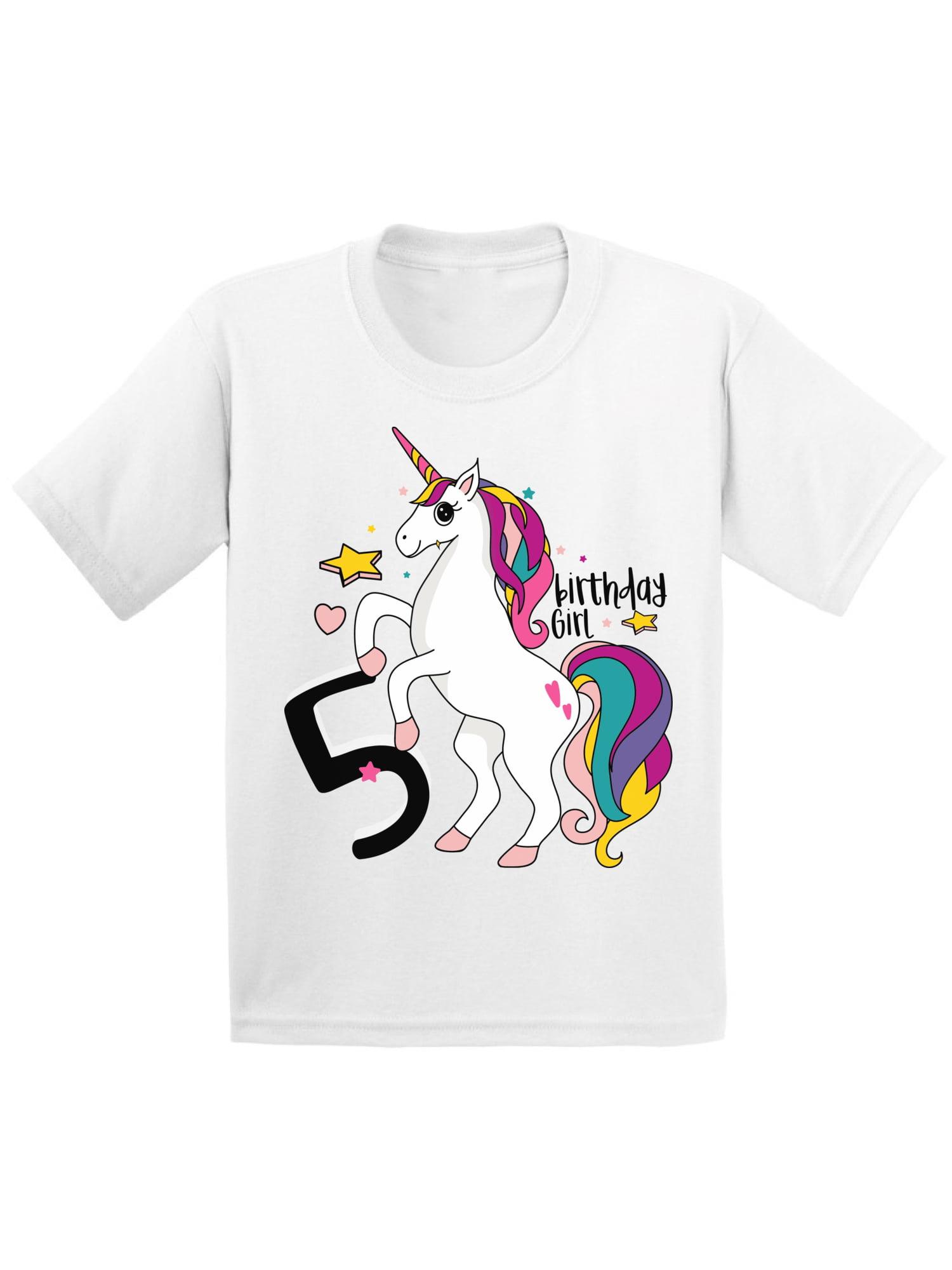 Rainbow Baby Shirt: Awkward Styles Birthday Girl Youth Shirt