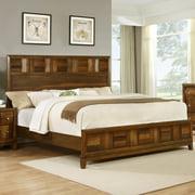 Roundhill Furniture Calais Panel Bed
