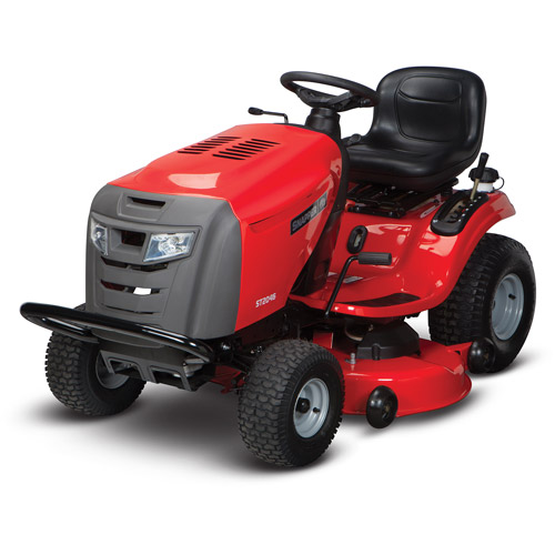 "Snapper 46"" 20HP (V-Twin) Riding Mower, Red"