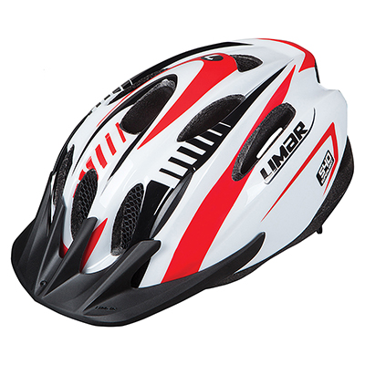 HELMET LIM 540 ALL-AROUND (F) M52-57 WH/RD