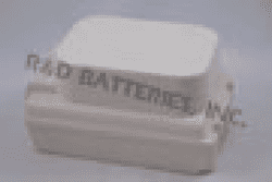Replacement for SHERWOOD MEDICAL KANGAROO FEEDING PUMP 2 BATTERY WITH MO by