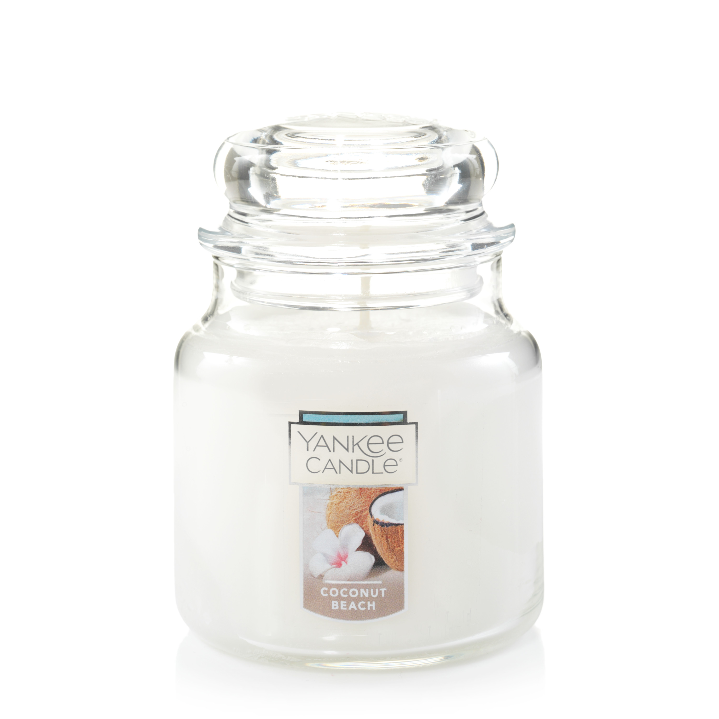 Yankee Candle Large 2-Wick Tumbler Scented Candle, Coconut Beach by Yankee Candle Company