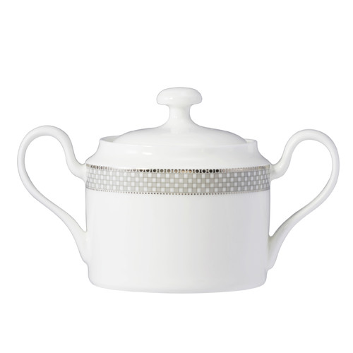 Auratic Inc. Bissette 14 oz. Sugar Bowl with Lid by