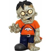 Forever Collectibles NFL Resin Zombie Figurine, Denver Broncos