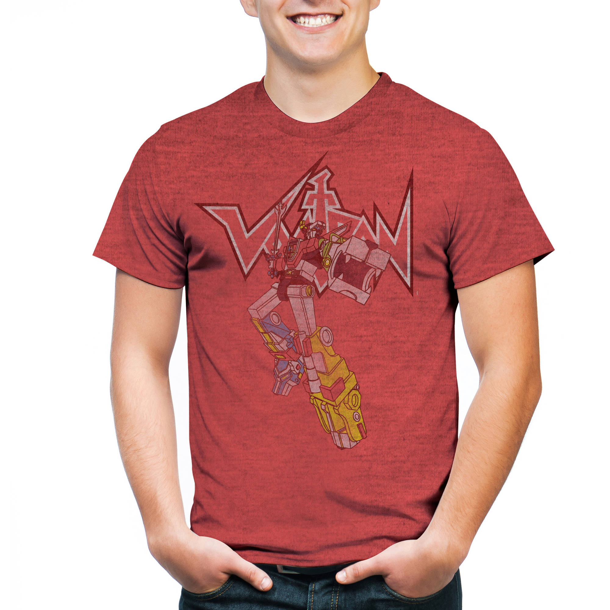 Voltron Men's Short Sleeve T Shirt