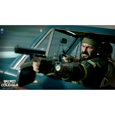Call of Duty: Black Ops Cold War, Activision, PlayStation 4