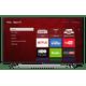 TCL 55S401 55-inch 4K HDR Roku Smart LED TV $348