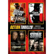 Action Thriller 4-Pack by