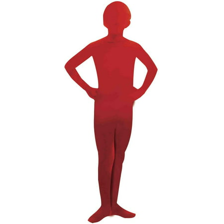 Red Kids Skinsuit Halloween Costume](Halloween Costume Ideas With A Red Cape)