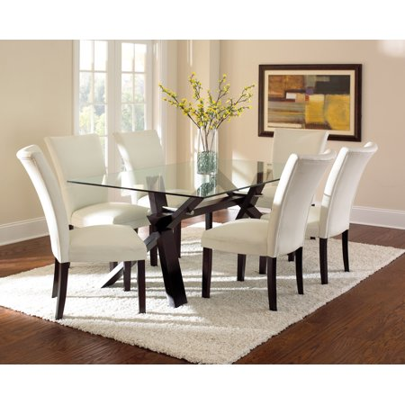 Berkley Dining Table Dark Espresso - Steve Silver
