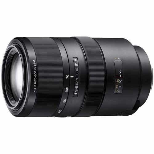 SAL-70300G 70-300mm f4.5-5.6 Telephoto Zoom Lens