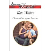 Olivero's Outrageous Proposal - eBook