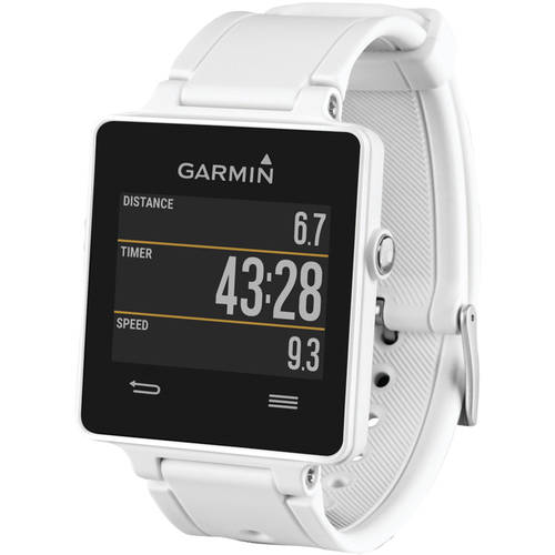 Garmin Vivoactive Smartwatch, Black or White by Garmin