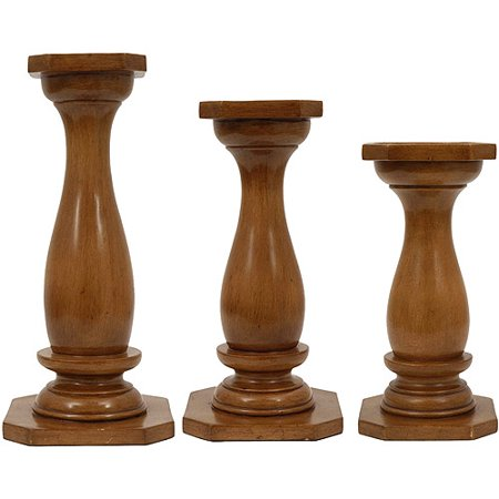 Better Homes And Gardens Set Of  Pillar Candle Holders