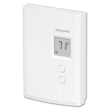 Honeywell Digital Non-Programmable Line Volt Thermostat for Electric Heat