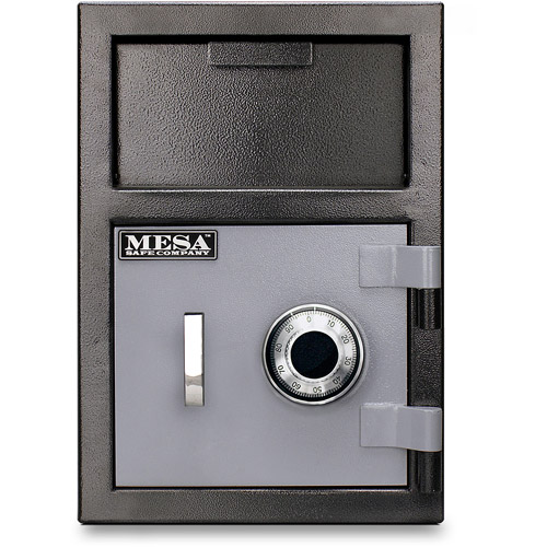 Mesa Safe MFL2014C Depository Safe 0.8 Cu Ft with Mechanical Lock