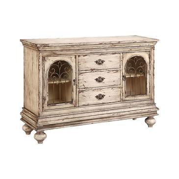 Stein World Granby Cabinet in Vanilla-Cream