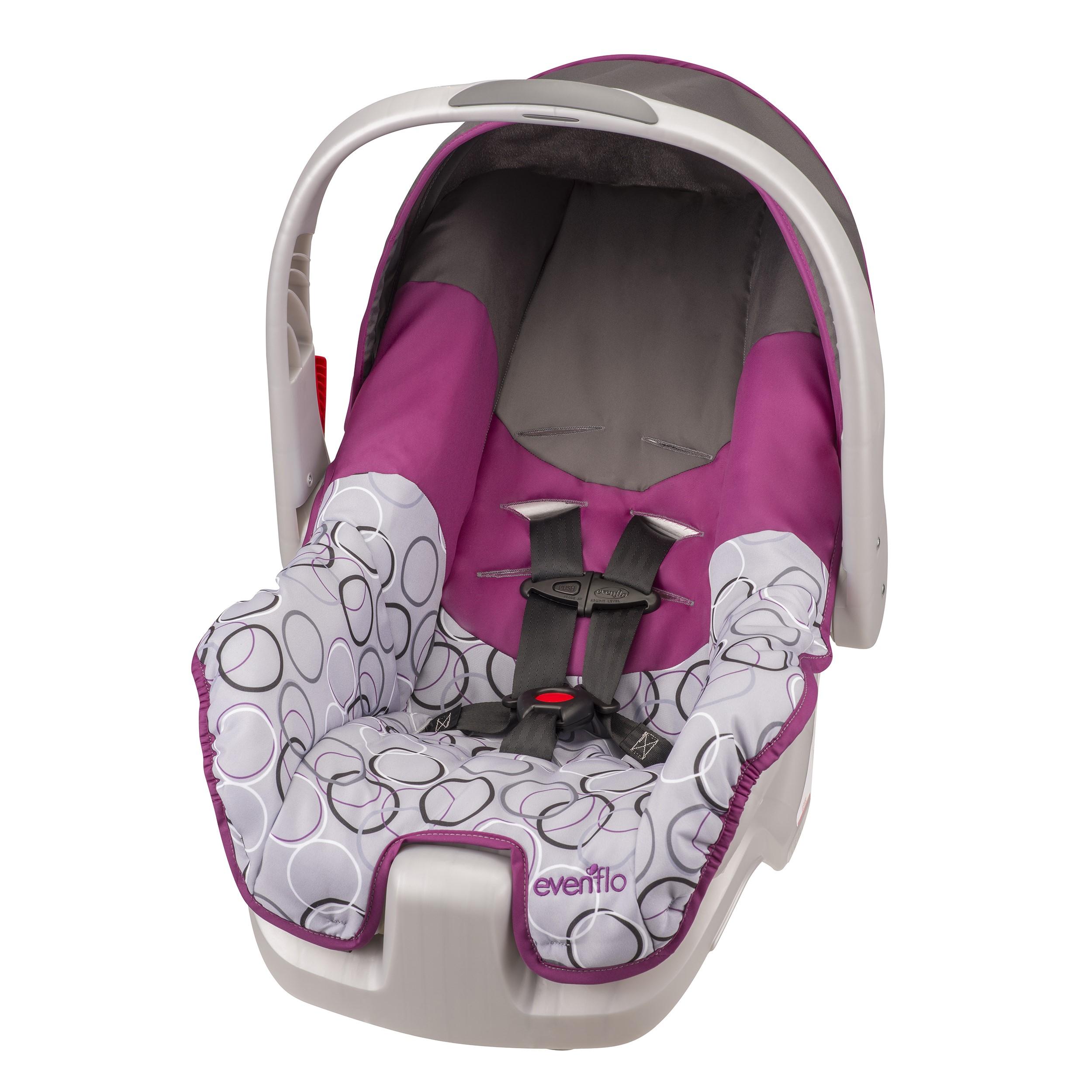 Evenflo Nurture Infant Car Seat, Choose Your Pattern