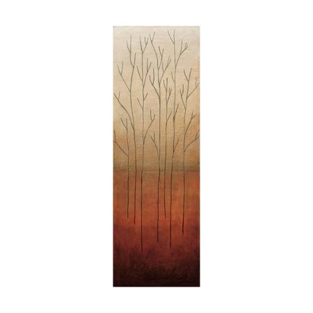 - Branch Rouge II Print Wall Art By Eve