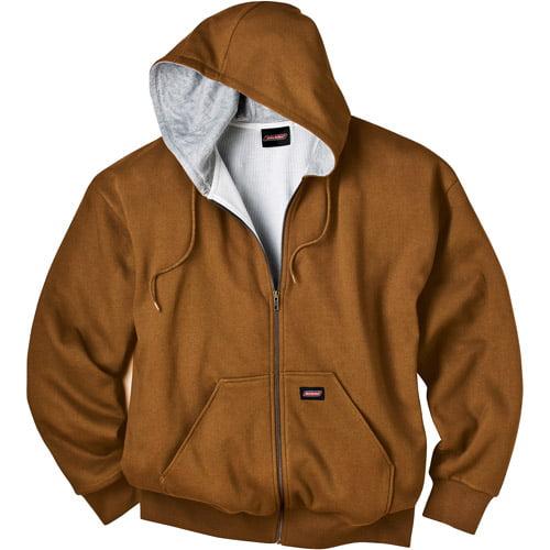 Genuine Dickies Men's Thermal Fleece Zip Hoodie