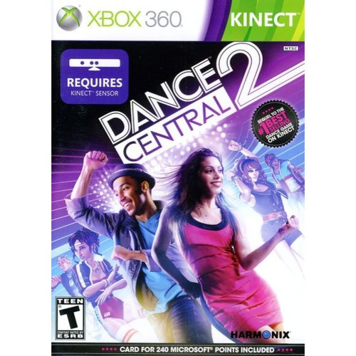 Microsoft Dance Central 2 - Complete Product