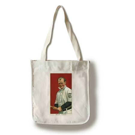 - Toronto Minor League - Joe Kelley - Baseball Card (100% Cotton Tote Bag - Reusable)