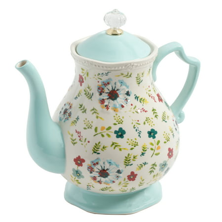 The Pioneer Woman Kari 2.4-Quart Tea Pot Now $16.88 (Was $24.88)