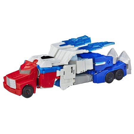Transformers: Robots in Disguise Power Surge Optimus Prime and
