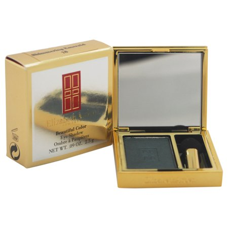 Beautiful Color Eye Shadow - # 18 Shimmering Emerald by Elizabeth Arden for Women - 0.09 oz Eye Shad ()