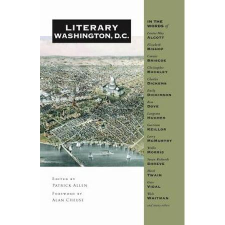 Literary Washington  D C