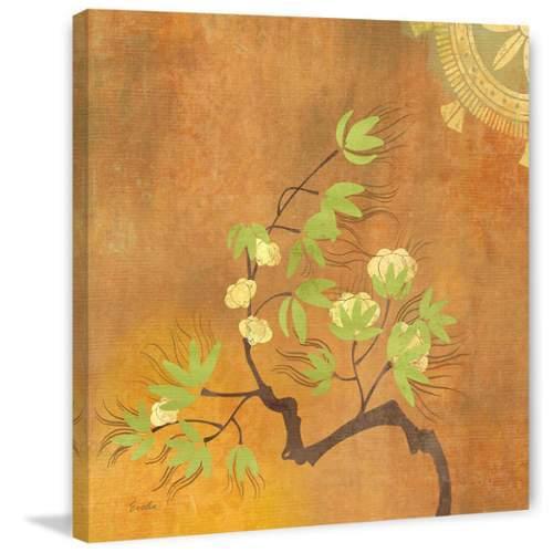 Marmont Hill  Zen Chakra II  Wall Decor  Flowers  Home Decor  Canvas Art  ;32 x 32